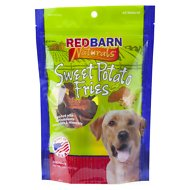 Redbarn Sweet Potato Fries Dog Treats, 16-oz bag