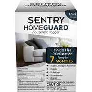 Sentry HomeGuard Household Fogger for Pets, 3 pack