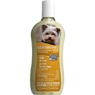 Sentry Pro Toy Breed Flea & Tick Shampoo for Dogs, 12-oz bottle