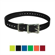 "SportDOG 1"" Replacement Collar Strap for Dogs, Black"