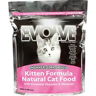 Evolve Kitten Formula Dry Cat Food, 2.75-lb bag