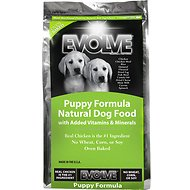 Evolve Puppy Formula Dry Dog Food, 14-lb bag