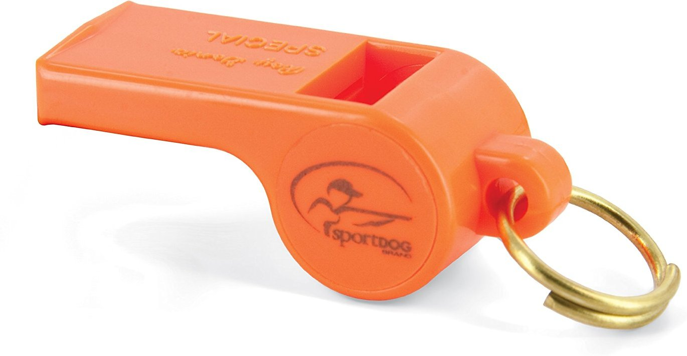 SportDOG Roy Gonia Special Orange without Pea Dog Whistle