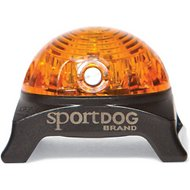 SportDOG Locator Beacon for Dog Collars, Yellow