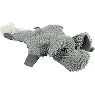 Hyper Pet Cozy Krinkle Dog Toy, Elephant