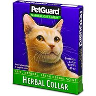 PetGuard Herbal Cat Collar, 13-in