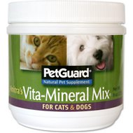PetGuard Anitra's Vita-Mineral Mix Dog & Cat Supplement, 8-oz jar