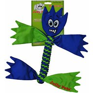 Jolly Pets Flatheads Dog Toy, Large