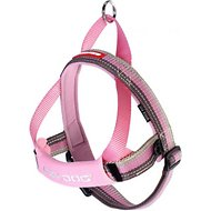 EzyDog Quick Fit Dog Harness, Candy, X-Small