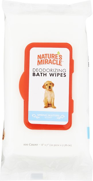 Nature S Miracle Wipes