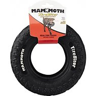 Mammoth Extra Strength TireBiter Tire Dog Toy, Medium, 8-in