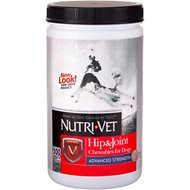 Nutri-Vet Hip & Joint Advanced Strength Dog Chewables, 300 count
