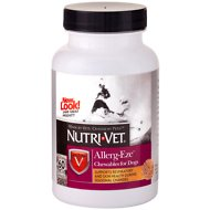 Nutri-Vet Allerg-Eze Dog Chewables, 60-count