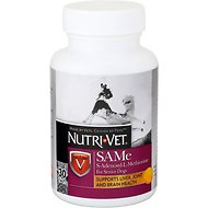 Nutri-Vet Senior Care Plus With SAMe For Dogs, 30-count