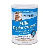Nutri-Vet Kitten Milk Replacement Powder, 12-oz