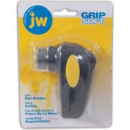 JW Pet Palm Nail Grinder for Dogs