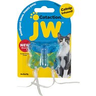 JW Pet Cataction Butterfly Cat Toy