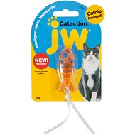 JW Pet Cataction Fish Cat Toy