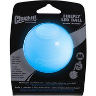 Chuckit! Firefly LED Ball for Dogs, Medium