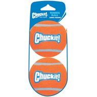 Chuckit! Double Pack Dog Tennis Ball, Large