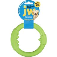 JW Pet Big Mouth Single Ring Dog Toy, Large