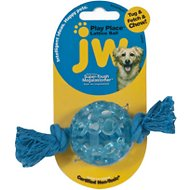 JW Pet Play Place Lattice Dog Ball, Color Varies, Small