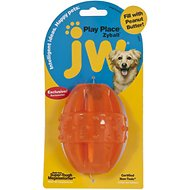JW Pet Play Place Zyball Dog Toy, Small