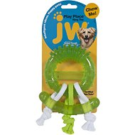 JW Pet Play Place Ring Dog Toy, Color Varies