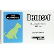 Nutramax Denosyl Tablets for Medium Dogs, 30 tablets
