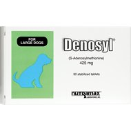 Nutramax Denosyl Tablets for Large Dogs, 30 tablets