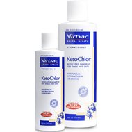 Virbac KetoChlor Shampoo for Dogs & Cats, 16-oz bottle