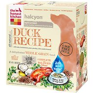 The Honest Kitchen Halcyon Dehydrated Dog Food, 4-lb box