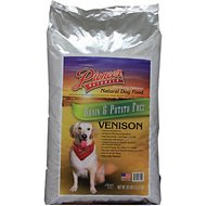 Pioneer Naturals Grain-Free Venison Dry Dog Food, 30-lb bag