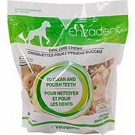 Vetoquinol Vet Solutions Enzadent Oral Care Dog Chews, Large
