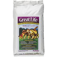 Great Life Grain-Free Buffalo Dry Dog Food, 25-lb bag