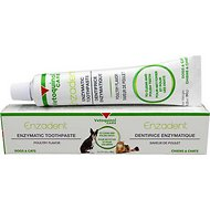 Vetoquinol Vet Solutions Enzadent Enzymatic Poultry-Flavored Toothpaste for Dogs & Cats, 90g tube