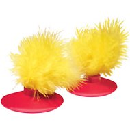 KONG Feather Replacement Cat Toy, 2 count