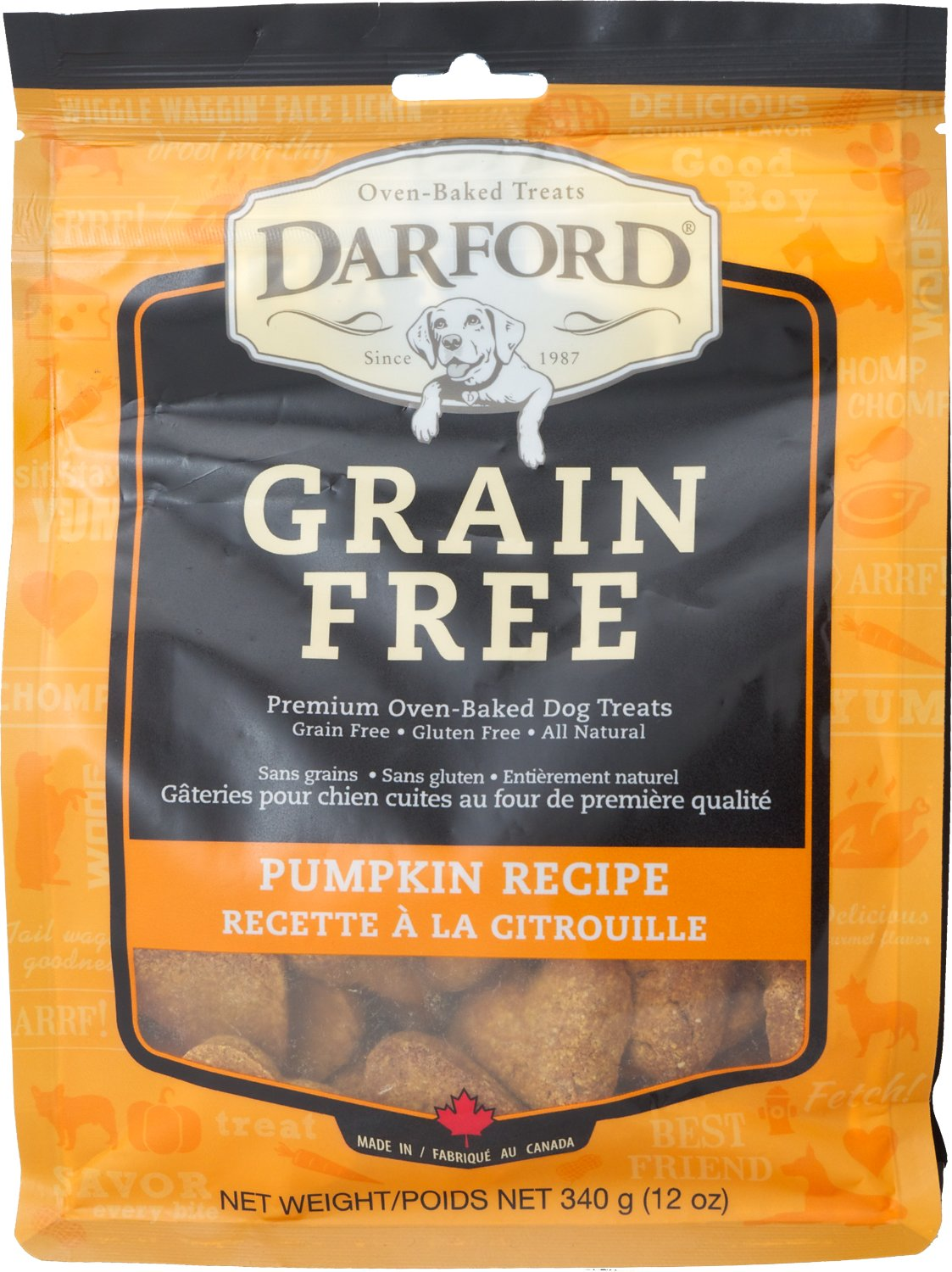 Darford Baked Pumpkin Recipe With Mixed Vegetables Grain Free Dog