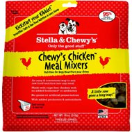 Stella & Chewy's Chewy's Chicken Meal Mixers Freeze-Dried Dog Food, 18-oz bag