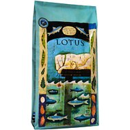 Lotus Oven-Baked Fish Recipe Grain-Free Dry Dog Food, 20-lb bag