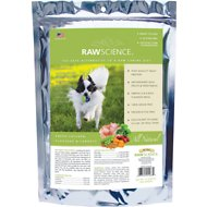 Stewart Pro-Treat Raw Science Fresh Chicken, Flaxseed & Berries Grain-Free Freeze-Dried Dog Food, 12-oz bag