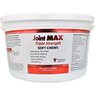 Joint MAX Triple Strength Soft Chews for Dogs, 240 count