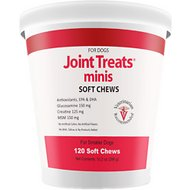Joint MAX Joint Treats Minis for Dogs, 120 count