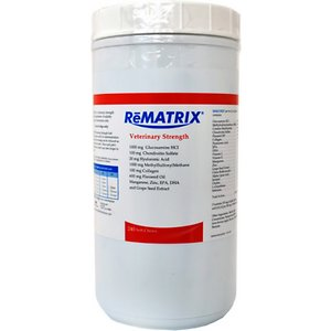 ReMATRIX Soft Chews for Dogs, 240 count