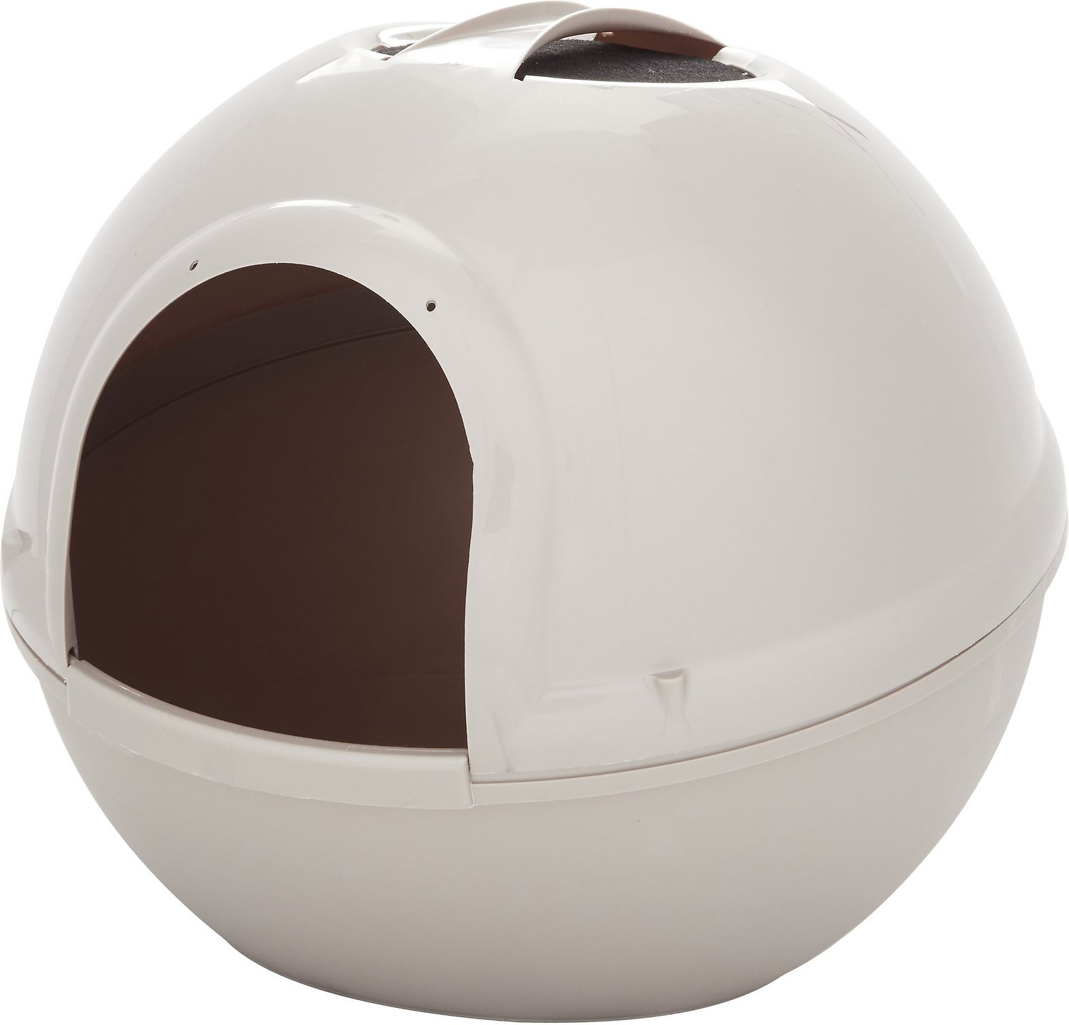 petmate litter dome instructions