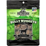 Redbarn Naturals Bully Nuggets Dog Treats, 3.9-oz bag