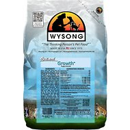 Wysong Optimal Growth Dry Dog Food, 5-lb bag