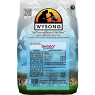 Wysong Optimal Geriatrx Dry Cat Food, 5-lb bag