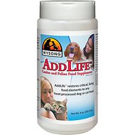 Wysong AddLife Dog & Cat Food Supplement, 9-oz bottle