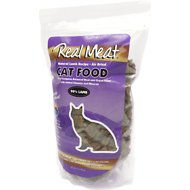 The Real Meat Company 90% Lamb Grain-Free Air-Dried Cat Food, 14-oz bag